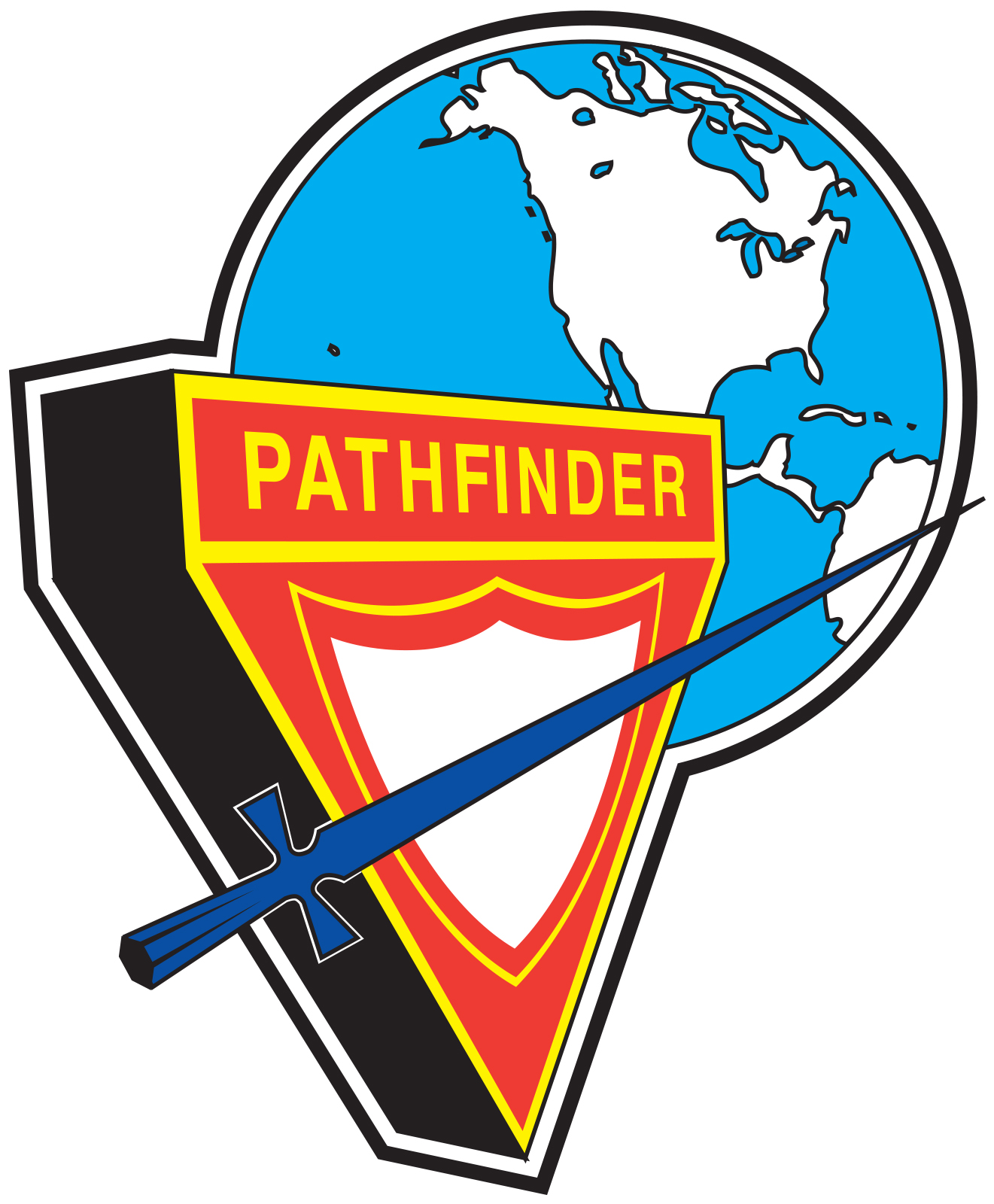 Pathfinder Logos | Club Ministries - North American Division